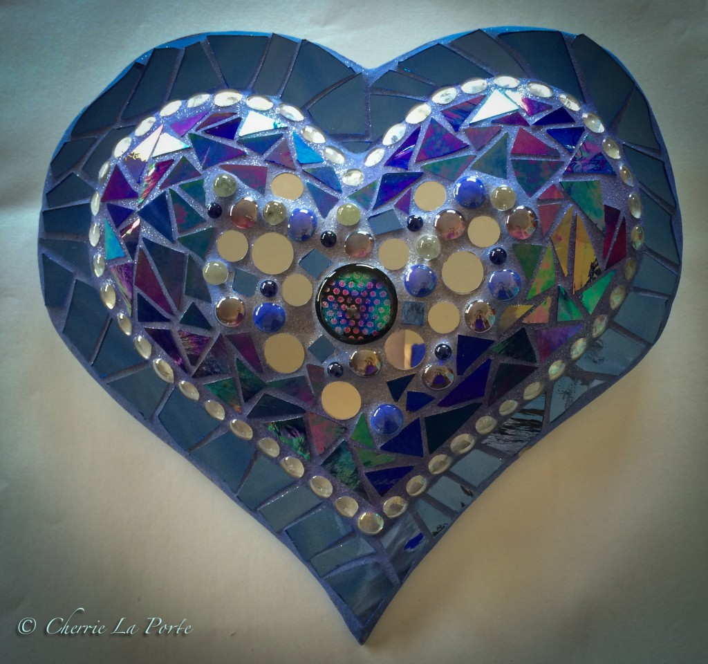 Heart of Mirror and Glass